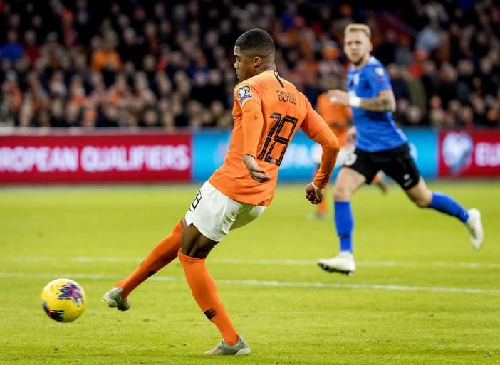 Droomavond voor AZ'ers Calvin Stengs en Myron Boadu: twee vrienden debuteren allebei in Oranje