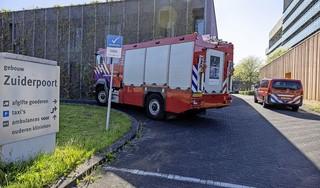 GGZ Zuiderpoort ontruimd na rookontwikkeling in gebouw