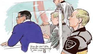 Rechtbank begint aan proces tegen 'bendeleider' Rico de Chileen