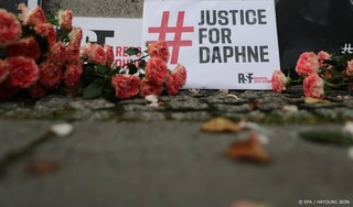 Onderzoekers: Malta medeverantwoordelijk voor moord journalist