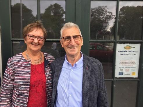 Rondje van Hoorn brengt Kees en Inge Tilet zestig mooie jaren