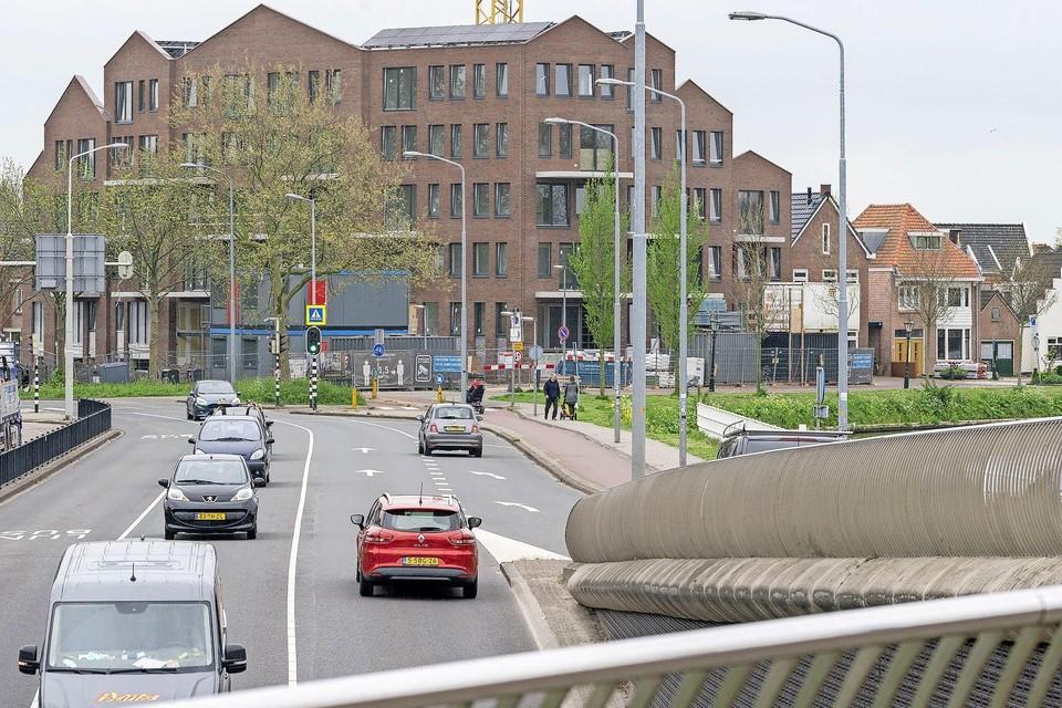 Een mooi nieuwbouwproject dat wèl is gerealiseerd: de appartementen bij het Oudorperdijkje.