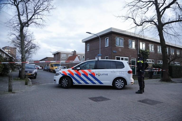 Persoon aangehouden na incident in de huiselijke sfeer in Haarlem