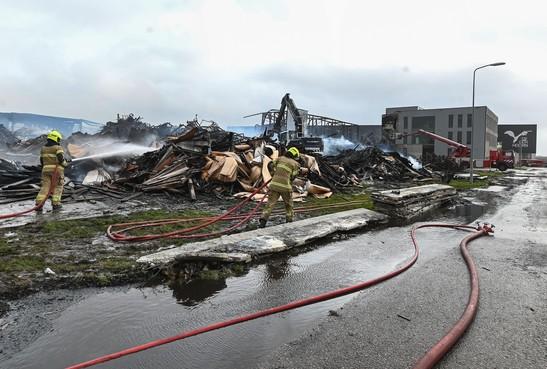 Brand Zevenhuis in Zwaag: 'Drama voor alle betrokkenen'