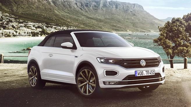 Volkswagen T-Roc wordt dakloos