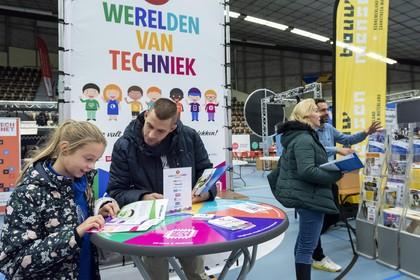 Ouders warm maken voor techniek: 'Éen kind op een technische vmbo is niet dom'