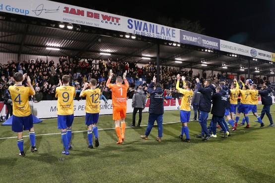 KNVB Beker is als 'Europa' voor amateurclubs; Odin'59, DEM en ADO'20 zaterdag in actie