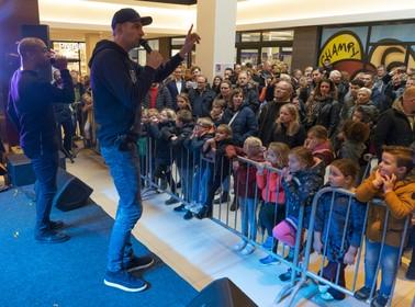 Mijlpaal voor winkelcentrum Ringers Alkmaar