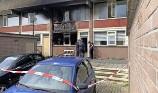 'Als ergens brand is ren je niet hard weg': aanwijzingen voor brandstichting in flatwoning in Hoorn [video]