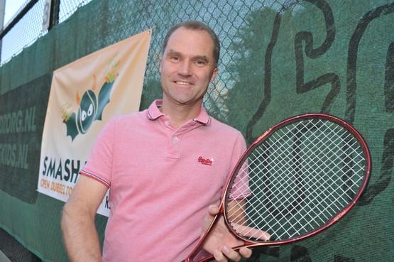 Laatste Smash Devil tennistoernooi onder leiding van Martijn Molenaar