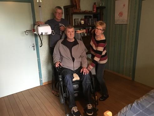 Ron en Yvon uit Sijbekarspel ontfermen zich over zijn zieke broers: 'We hebben eigenlijk altijd bij de dag geleefd'