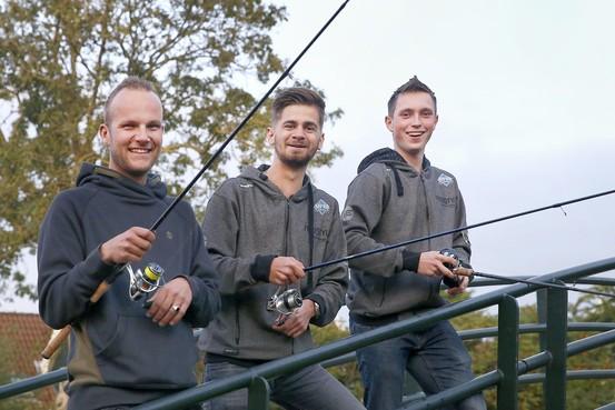 Rap achter de roofvissen aan tijdens streetfishing, succes voor HSV Vischlust uit Kolhorn