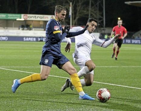 Telstar krijgt steeds meer glans, blijkt ook tegen FC Eindhoven: 'We zijn een ruwe diamant' [video]
