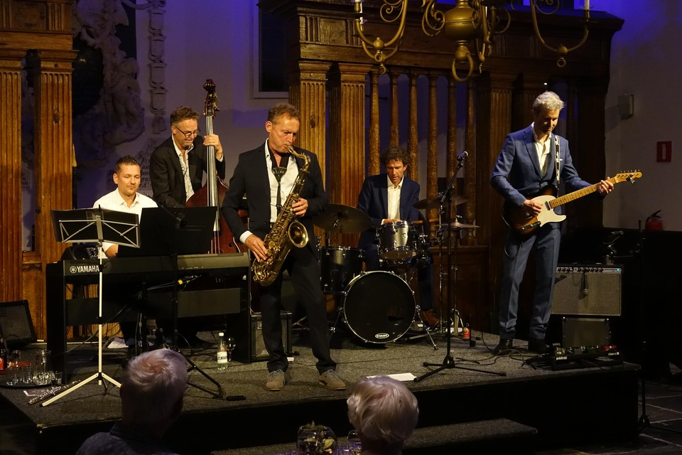 Het Wouter Bekkering Quintet speelt zijn 'grootste hits'.