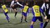 Net nu dé Alkmaarse derby tussen AFC'34 en Kolping Boys weer gespeeld wordt, mag er geen publiek bij. 'Dat is heel zuur!'