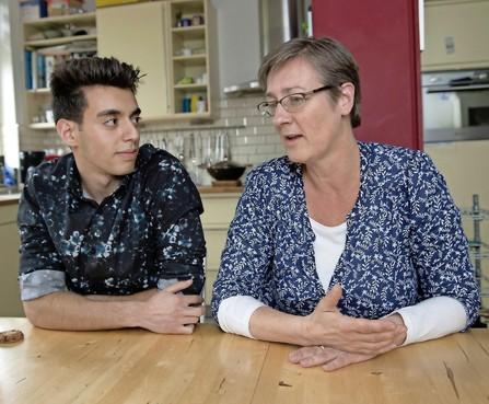 Margriet en Mohamad - 'Het voelt als familie'
