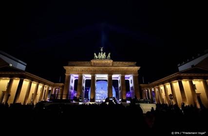 30 jaar val Berlijnse Muur (1989) herdacht