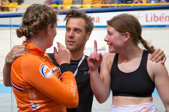 Voormalig profwielrenner Floris Goesinnen terug in peloton als bondscoach paracyclingselectie