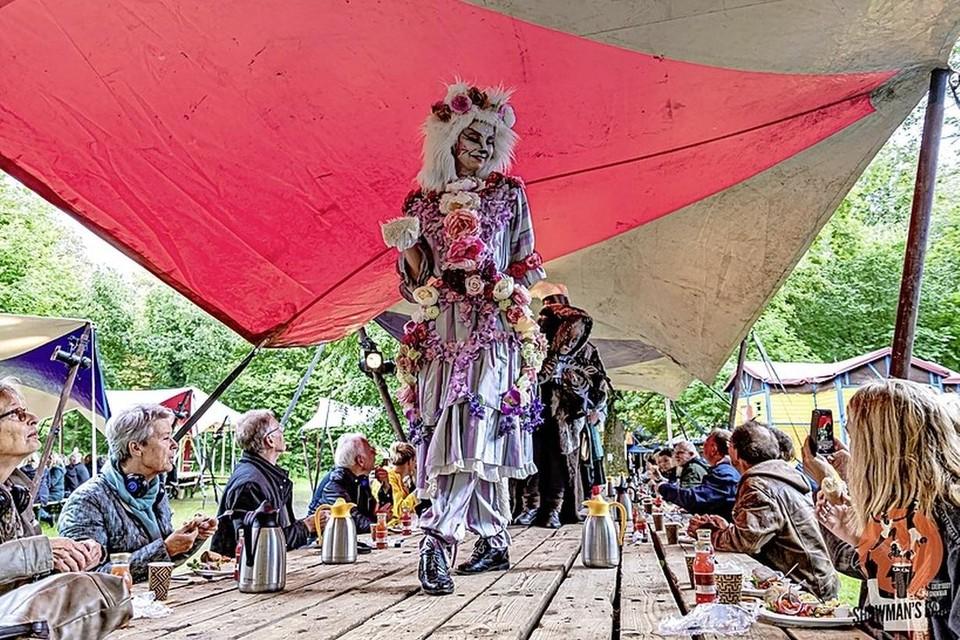Showman's Fair kan ook gewoon doorgaan, zegt de organisatie.