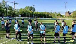 Transferdrukte bij Odin'59: 'Ideaal is anders', zo kwalificeert hoofdtrainer Alex Geernaert de werving van ruim een half elftal in de voetballoze maanden