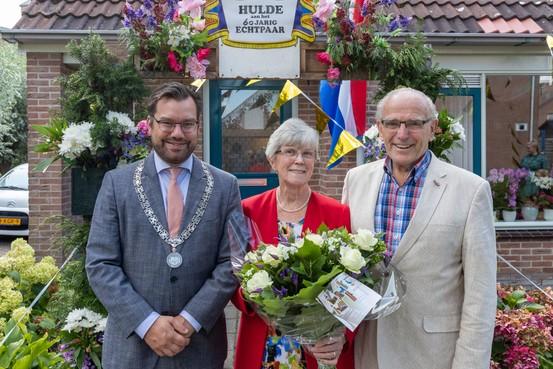Wim en Annie van Engen-Mulder: 'Dankbaar voor 60 jaar samen'