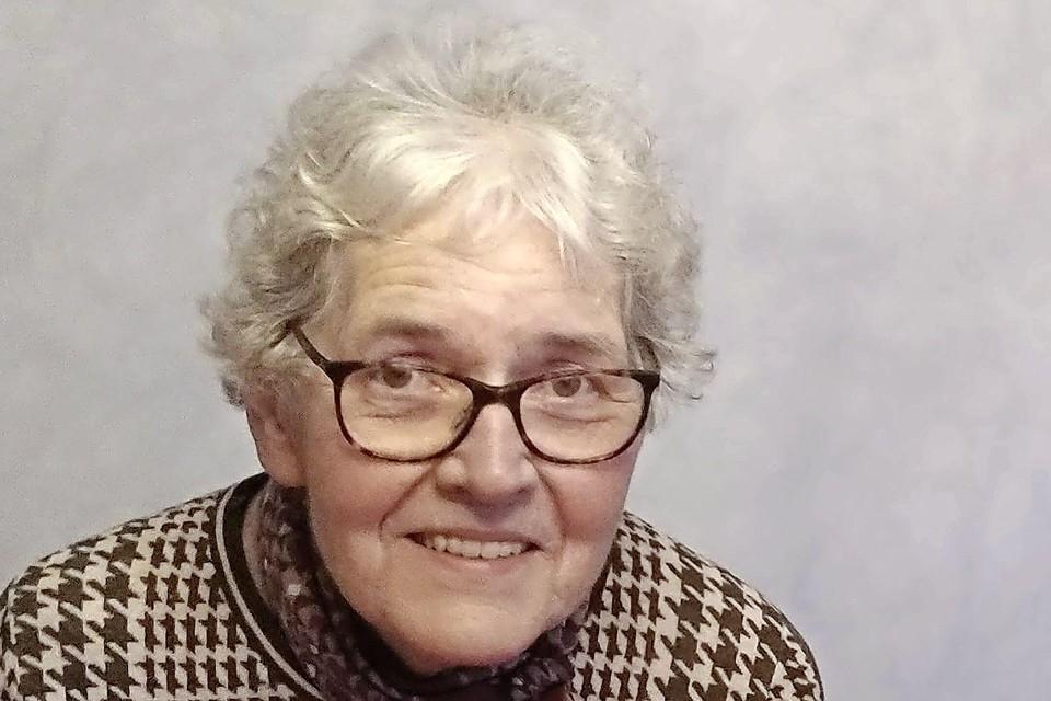 Portretfoto van de vermiste Gerda.