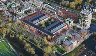 Horeca in nieuwe Hoornse wijk Holenkwartier omvat onder meer hotel en stadsbrouwerij