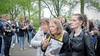 Laatste groet aan Dirk Zwitser, erehaag bij voetbalclub Schoten voor vermoorde Haarlemmer