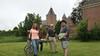 Het grootste en modernste kasteel van Nederland is te vinden in Heemskerk. Archeologen zijn verbluft over Oud Haerlem. 'We kennen nu de route des doods'