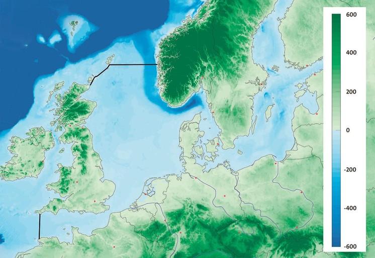 Klimaatanalist Cruijff eist aandacht voor afwijkende visie: idee voor Noordzeedam was er al eerder [video]