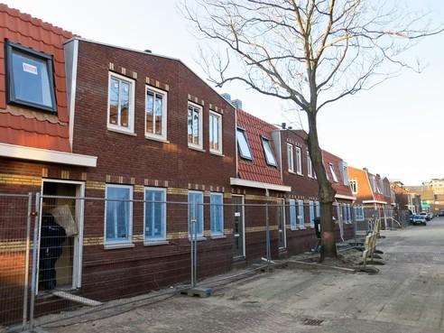 Nieuwbouw in Russische Buurt Zaandam over zes weken klaar