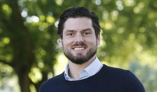 Gooische Hardrijders Vereniging wil talenten laten groeien, zegt nieuwe voorzitter Lucas van Alphen: 'We leren zwemmen en fietsen, maar daar hoort schaatsen ook bij'